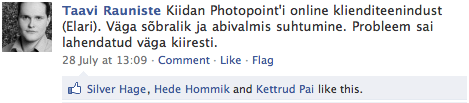 Photopoint Facebook